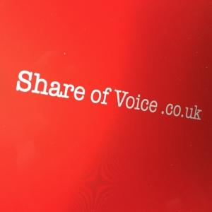 share of voice (sov)